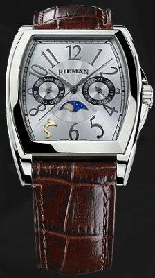 Bernhard Day-Date Moon Phase