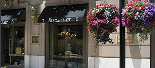 Buccellati shop