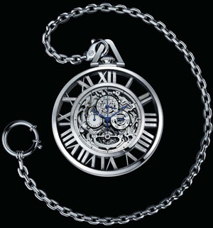 Cartier Grand Complication Pocket Watch