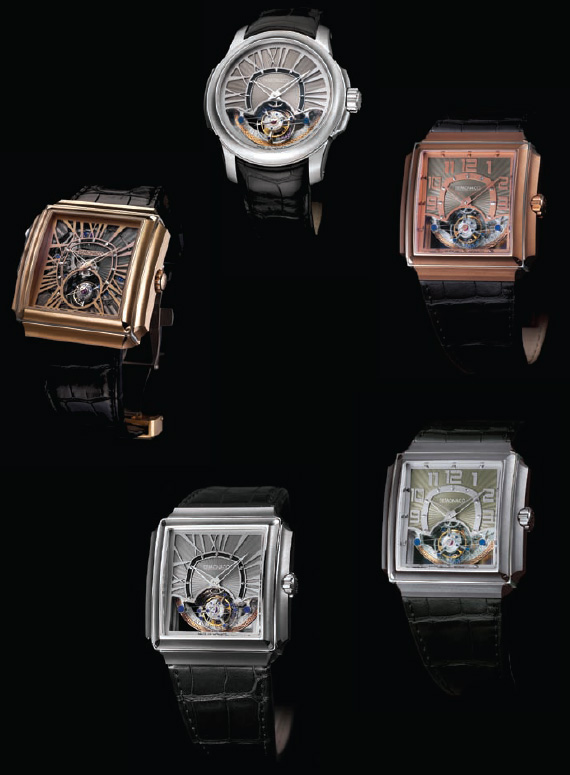 Ateliers deMonaco watches