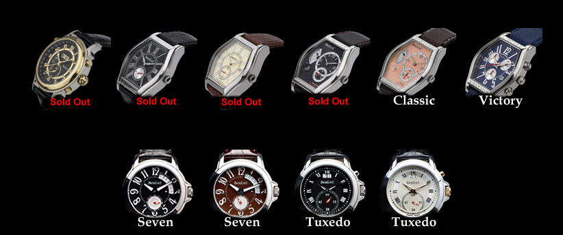 Swinford watch collections