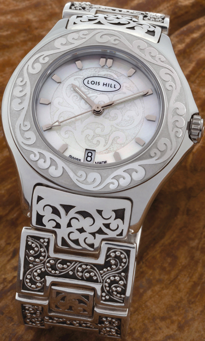 Ladies watch Lois Hill 6156