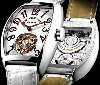 Franck Muller Tourbillon Lady Automatic