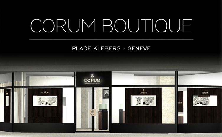 Corum boutique