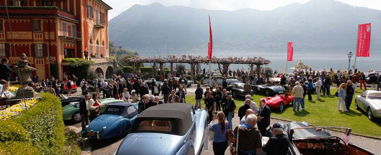 A. Lange & Sohne is a sponsor of a classic cars competition