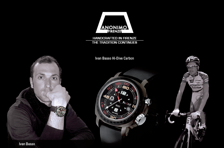 Anonimo Firenze and Ivan Basso challenge speed