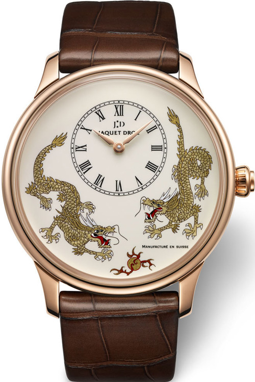 Petite Heure Minute Dragon Majestic Beijing Limited Edition