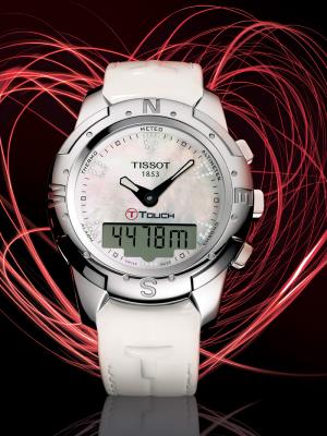Women s Tissot T-Touch Watch a5e8f5a1a