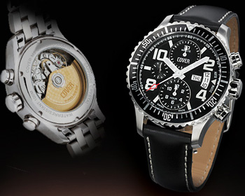 automatic chronograph M5