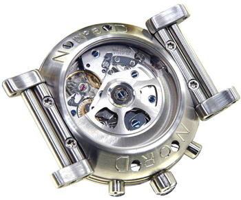 CR-S BETA watch backside