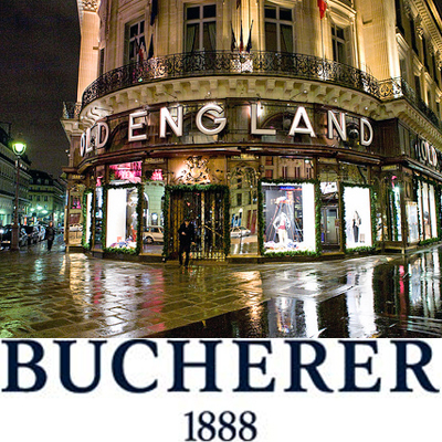 The Swiss group Bucherer will open a watch store in Old England
