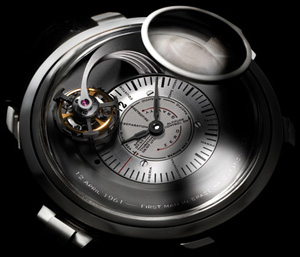 watch of Bernhard Lederer