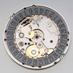 Geoffrey Roth watch mechanism