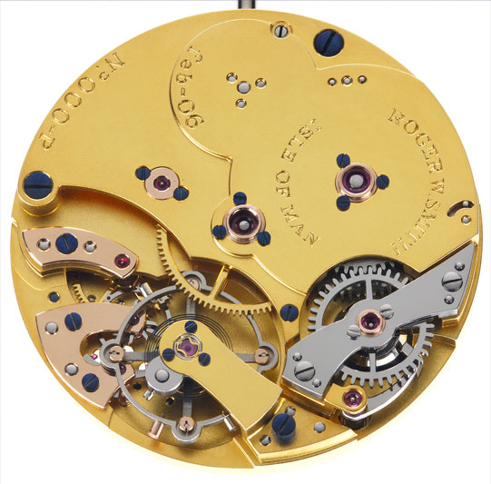 Series 2 watch mechanism