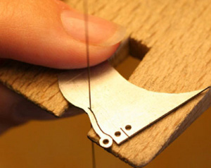Kudoke watch hand creating