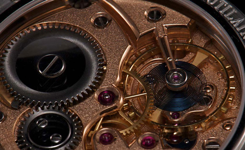 Observatoire watch mechanism