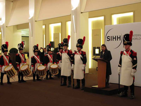 SIHH exhibition (Salon International de la Haute Horlogerie Geneve)
