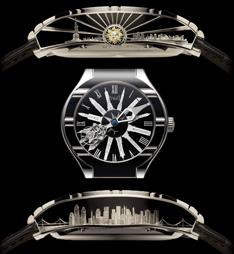 Tourbillon Relatif New York by Piaget