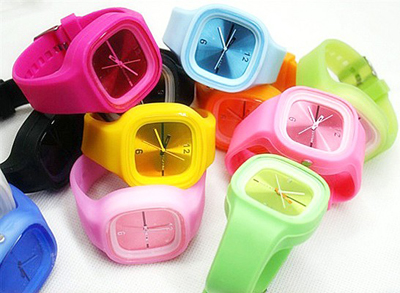 colorful women's watches
