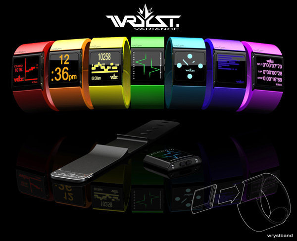 Wryst Variance watches