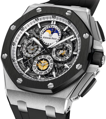 Grande Complication Royal Oak Offshore Titane (Ref. 26571IO.OO.A002CA.01)