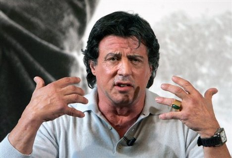 Sylvester Stallone founded his own company Sly Inc