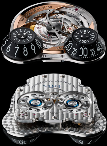 MB&F MegaMind watch movement