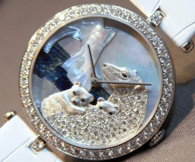 watch with animal image