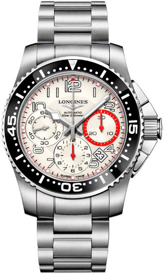 Longines HydroConquest Chronographs (Ref. L3.696.4.13.6)