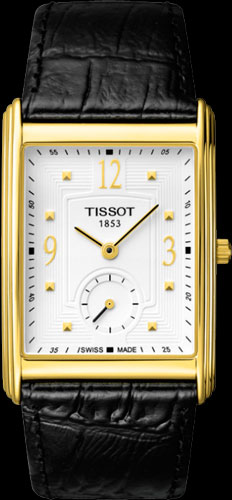 Tissot New Helvetia Gent Small Second watch