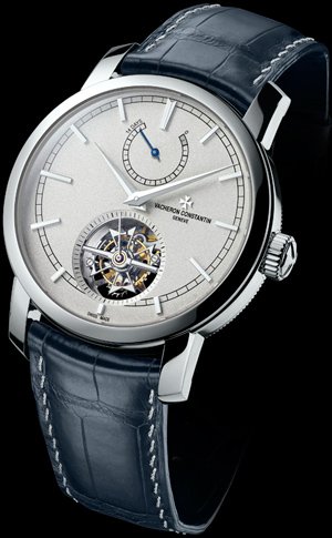 Patrimony Traditionnelle 14-Day Tourbillon watch by Vacheron Constantin