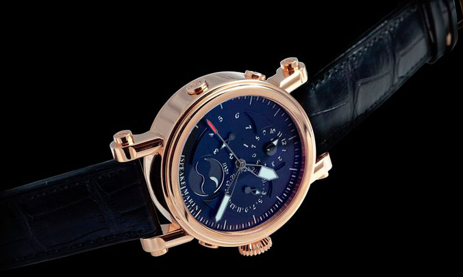 Speake-Marin 1in20 QP watch