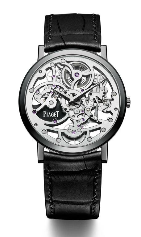 Altiplano skeleton 1200s timepiece by piaget for only watch 2013 for Altiplano watches