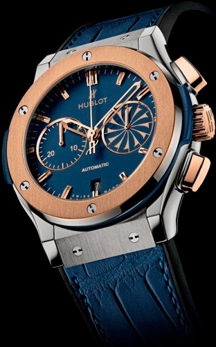 Hublot Classic Fusion Mykonos Gold watch