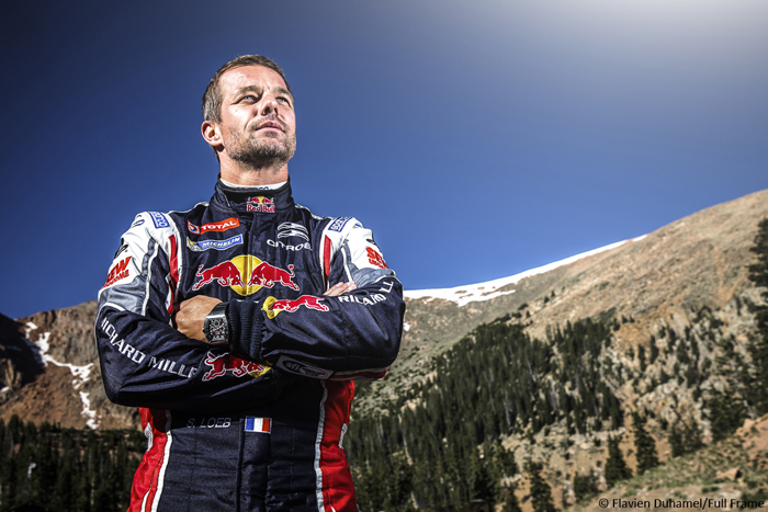 Richard Mille Ambassador, Sebastian Loeb set a new record Pikes Peak