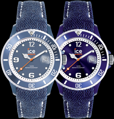 Ice-Denim Collection by Ice-Watch