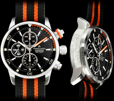 "Pontos S ""Movember"" watches by Maurice Lacroix"