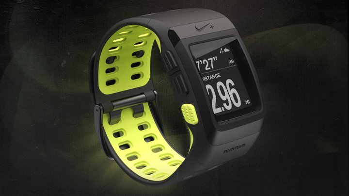 Nike SportWatch GPS watch