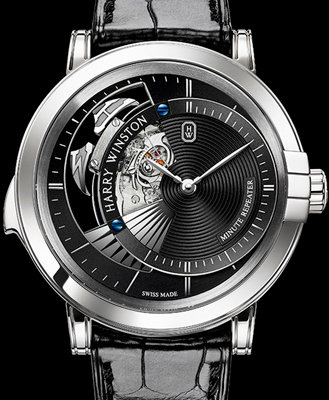 Harry Winston Midnight Minute Repeater (Ref. MIDMMR42WW004)