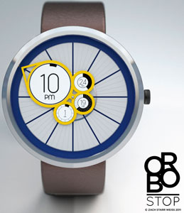 ORBO STOP watch