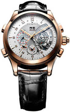 Zenith Grande Class Traveller Repetition Minutes