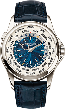 Patek Philippe World Time (Ref. 5130P-001)