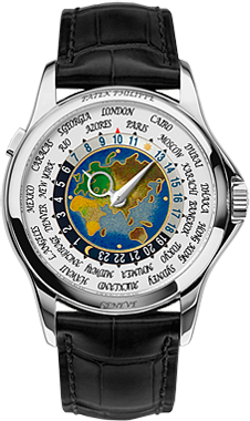 Patek Philippe World Time (Ref. 5131G-001)
