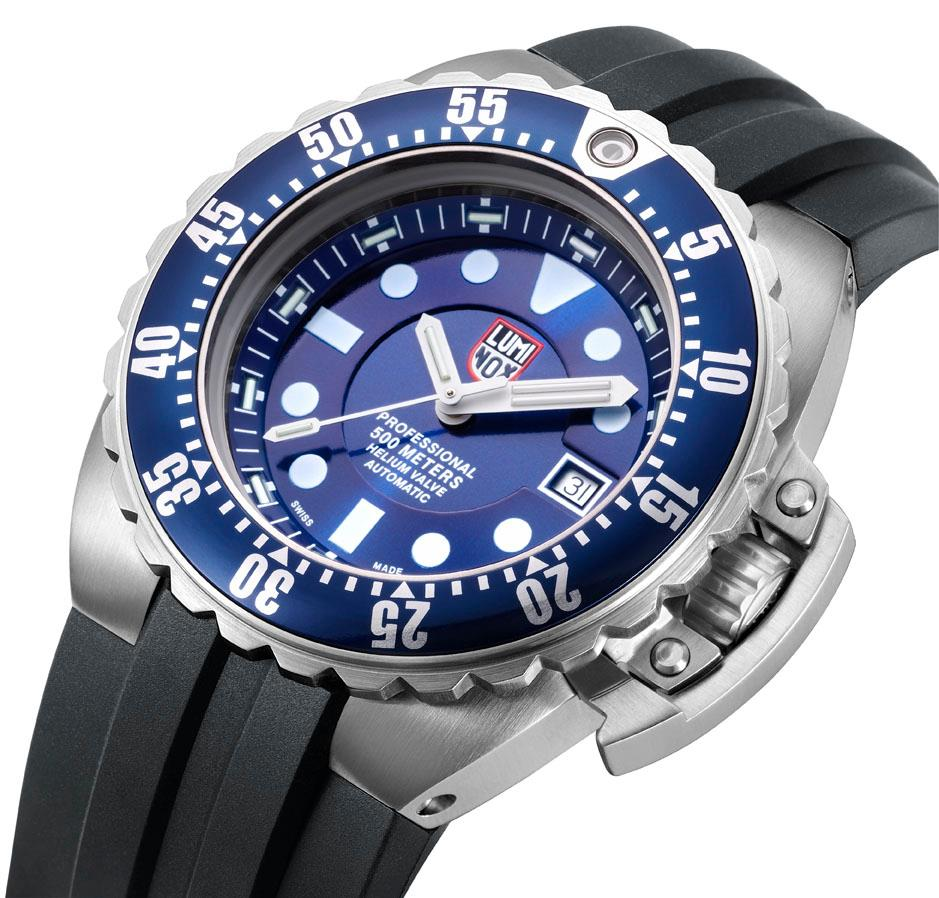 Deep dive 1500 watch by luminox - Luminox dive watch ...