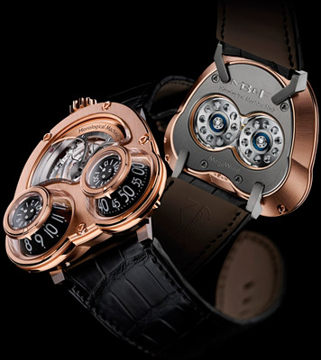 MB&F HM3 MegaMind watch