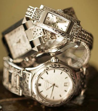 Original wrist watches Lois Hill