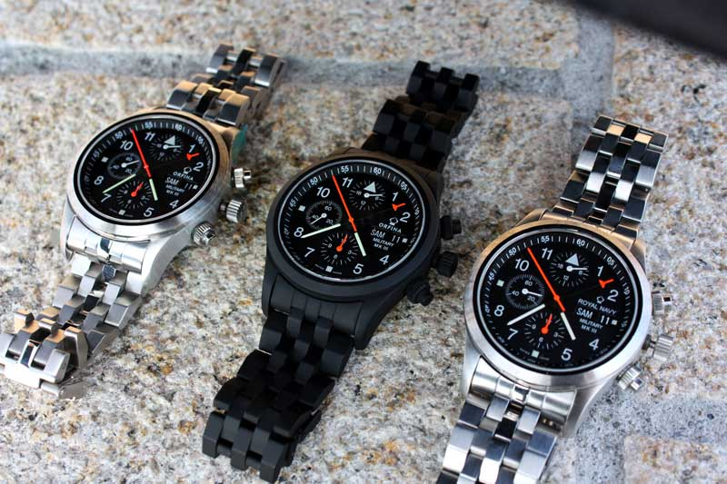 Orfina MK III watches