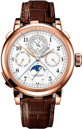 A. Lange & Söhne Grand Complication watch