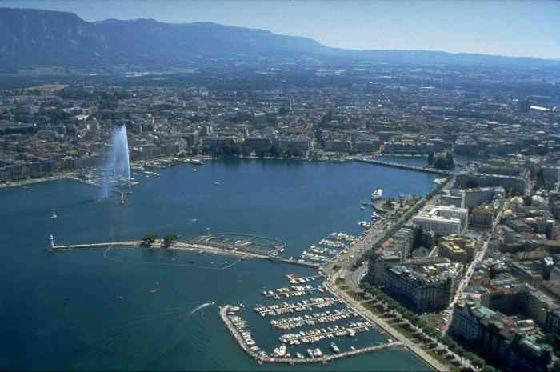 Geneva – the city of watchmakers