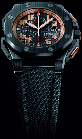 Audemars Piguet Royal Oak Offshore Arnold Schwarzenegger watch